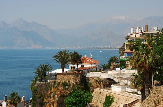 Antalya'nın Temiz Havası